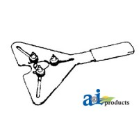 530-1085 - Combination Tapped Hole Puller/ Clutch Holder
