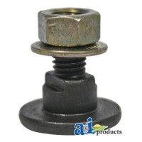56210100K - Bolt Kit, Disc Mower Blade