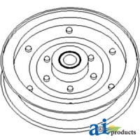 58106 - Pulley, Idler