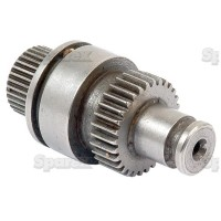 S.58887 Shaft, Pinion, Hydraulic, S-T32547