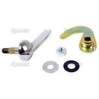 S.59057 Latch & Handle Kit, Hood