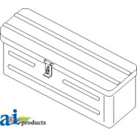 5A3R - Tool Box, Red