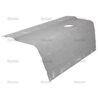"""S.60428 Hood, W/Out Hinges, Lh, 9 5/8"""""""