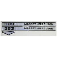 S.60493 Decal Kit, Mf 383