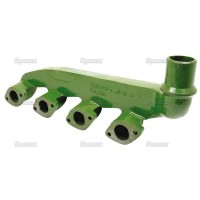 S.60519 Manifold, Exhaust, 4 Cyl