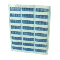 S.60633 Grille, Lower, Plastic
