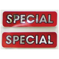 S.61148 Decal Kit, Mf 'Special', Set Of 2