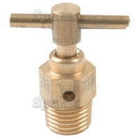 S.63097 Drain Tap 1/4 Tapered Eol