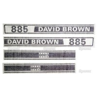 S.63344 Decals Db 885 Selectamatic