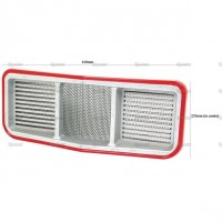 S.65481 Grille, Front, Upper