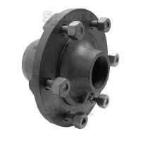 S.65123 Hub Assembly, Front Less Cups & Bearings