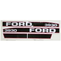 S.66682 Decal Kit, 3930 90-99
