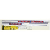 S.66683 Decal Kit, 2000 68-75 Gas