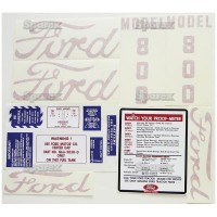 S.66697 Decal Kit, 800, 55-57