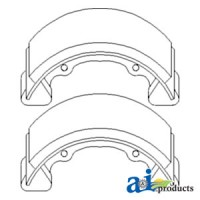 66905-22390 - Brake Shoe Set of Two