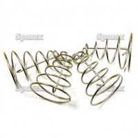 S.66923 Grille Screen W/ Retainers
