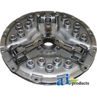"""67735C92 - Pressure Plate: 14"""", 3 lever, 15 spring, w/ 1.938"""" fly"""
