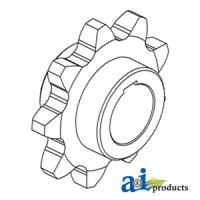 680582.3 - Sprocket, Feeder House Chain