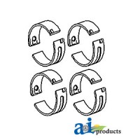 "68084B - Bearing Set, Main (.020"", set of 4)"