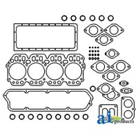 68211 - Gasket Set, Lower without Seals