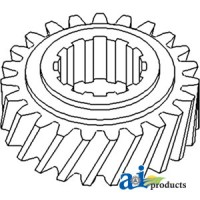 70246543 - Gear, 3rd, Transmission Countershaft