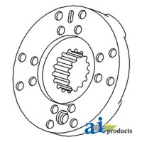 70277326 - Brake Plate Assembly w/ Lining