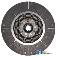 """70681436 - Drive Disc Assembly: 11"""", feramic, spring loaded"""