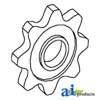 71126055 - Sprocket, Cage Sweep Drive