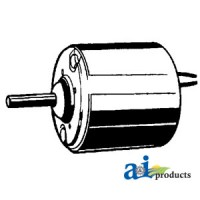 71188287 - Condenser Motor (12V, 5/16 X 1 3/8 Shaft, Cw Rotation