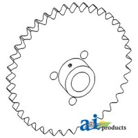 71194576 - Sprocket, Feeder Beater Drive