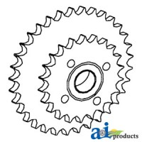 71195201 - Sprocket, Separator Raddle