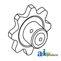 71196628 - Sprocket, Grain Conveyor, Lower