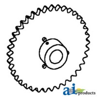 71303346 - Sprocket, Clean Grain Auger Drive