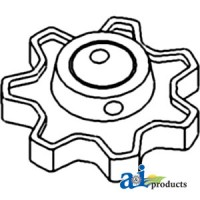 71311147 - Sprocket, Rattle (Thresher & Seperator)