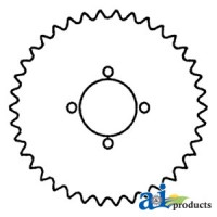 71320621 - Sprocket, Walker Drive