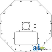 71328328 - Cover Assembly, Cylinder Lh