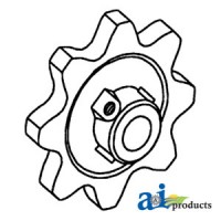 71361974 - Sprocket, Upper & Lower Conveyor