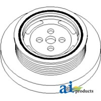 71367878 - Pulley, Damper