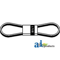 71406338 - Belt; Chopper Drive, Primary, 136.5