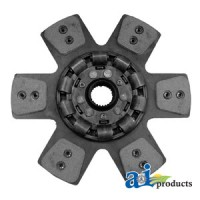 """72160745 - Trans Disc: 14"""", 6-button, spring loaded"""