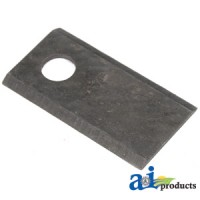 76N922 - Blade, Disc Mower, Flat, Double Edge