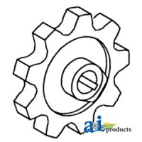 784744 - Sprocket, Clean/Tailing Auger