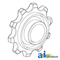 84038624 - Sprocket, Feeder House Chain (Outer)