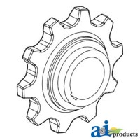 84038625 - Sprocket, Feeder House Chain (Inner)