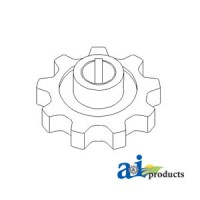 86512666 - Sprocket, Lower Grain Elevator