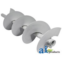 87283757 - Auger; Upper Bubble Up, Extended Wear, 42.283""