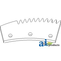87496791 - Lug; Rotor; Rh, Serrated