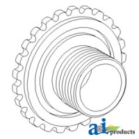 87678413 - Sprocket, Variator Pulley