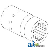880069M2 - Sleeve, Sheartube Coupling Reduction