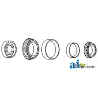 8A993 - Wheel Bearing Kit